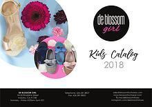 Kids 2018 Catalog