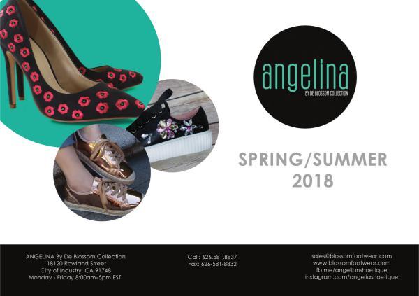 ANGELINA SS 18 Spring Summer 2018