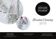 2018 De Blossom Bridal Catalog