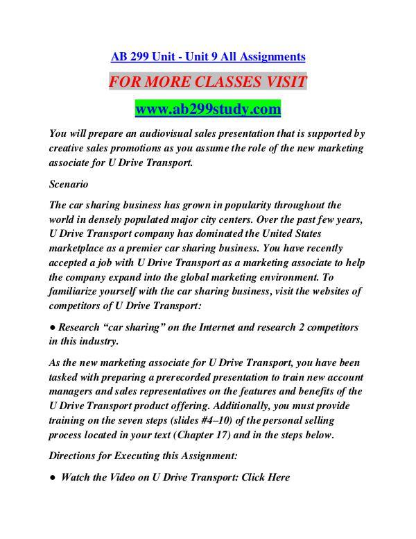 AB 299 STUDY Extraordinary Life/ab299study.com AB 299 STUDY Extraordinary Life/ab299study.com