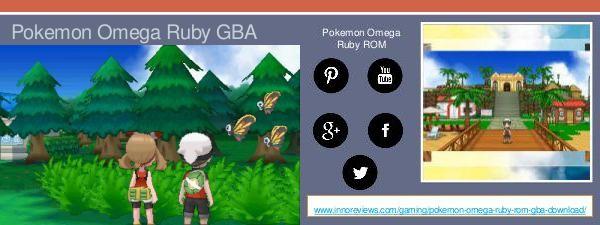 Pokemon Omega Ruby Gba Alpha Sapphire Page 5