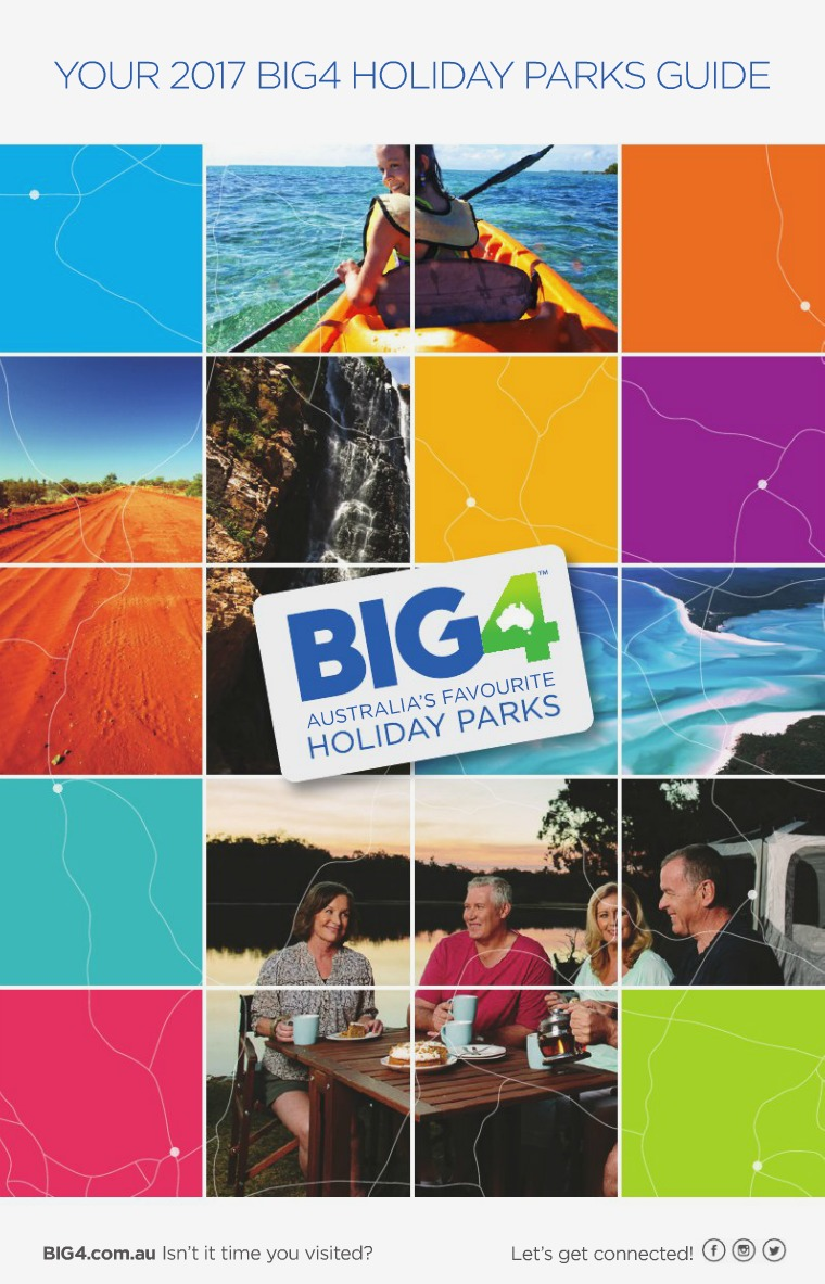 BIG4 Holiday Guide 2017 2017