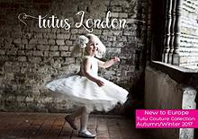 TUTUS LONDON LOOKBOOK