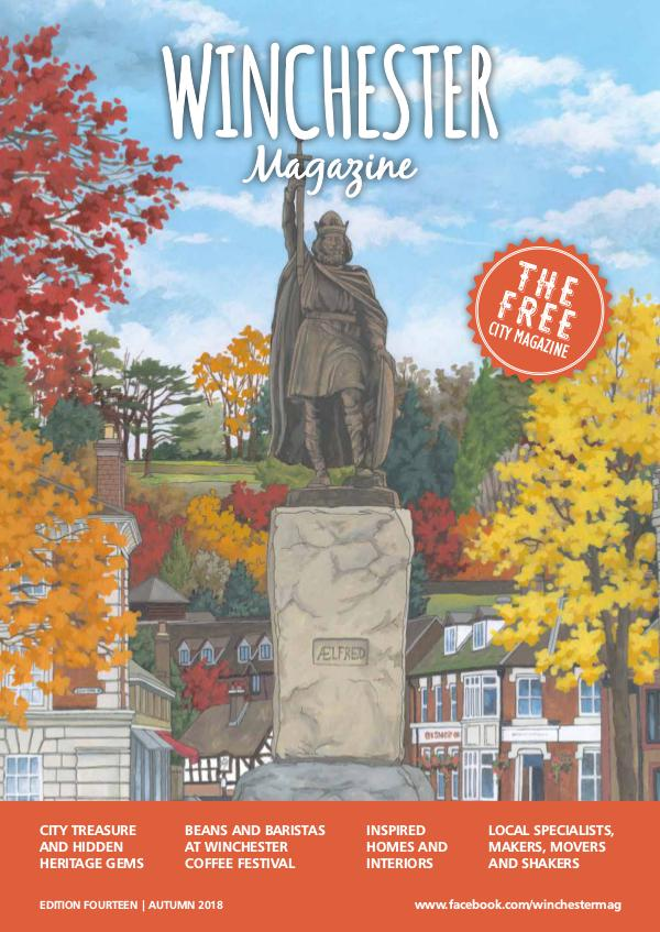 Winchester Magazine Autumn Issue Autumn Issue 2018