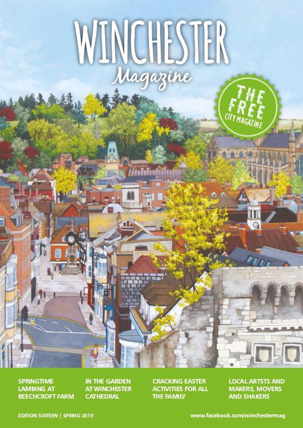 Winchester Magazine Spring 2019 Winchester Magazine Spring Issue