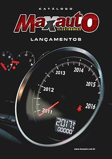 Catálogo Maxauto 2017 - Lançamentos