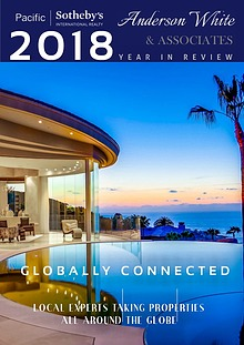 2018 - Anderson White & Associates Year In Review