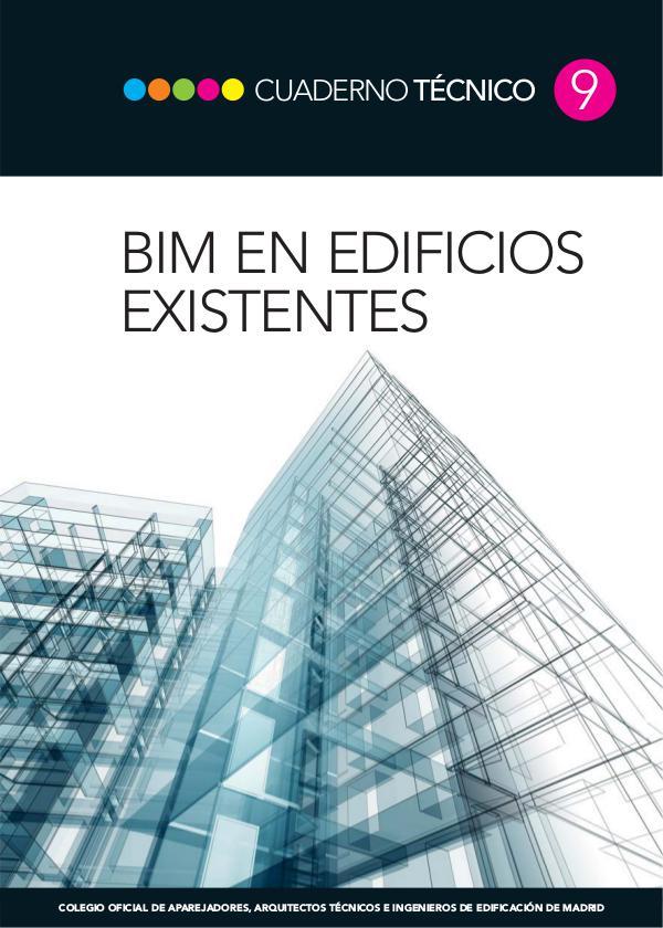 CT09 - BIM en edificios existentes 1º edición, Mayo 2016