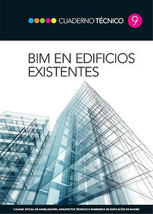 CT09 - BIM EN EDIFICIOS EXISTENTES