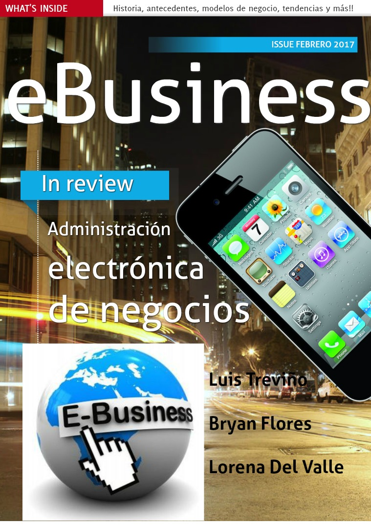E business equipo 8 Equipo 8