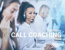 CallSource Call Coaching Ebook