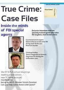 True Crime: Case Files Spring 2018