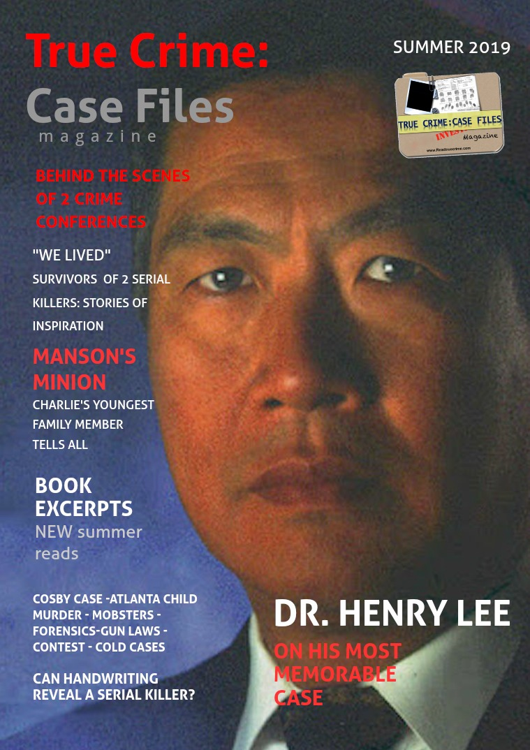 Summer 2019 True Crime: Case Files magazine