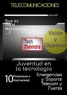 TELECOMUNICACIONES ECUADOR TECH