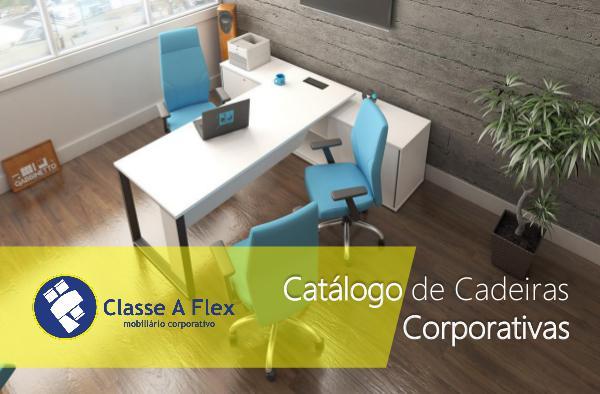 Catálogo de Cadeiras Classe A Flex 01