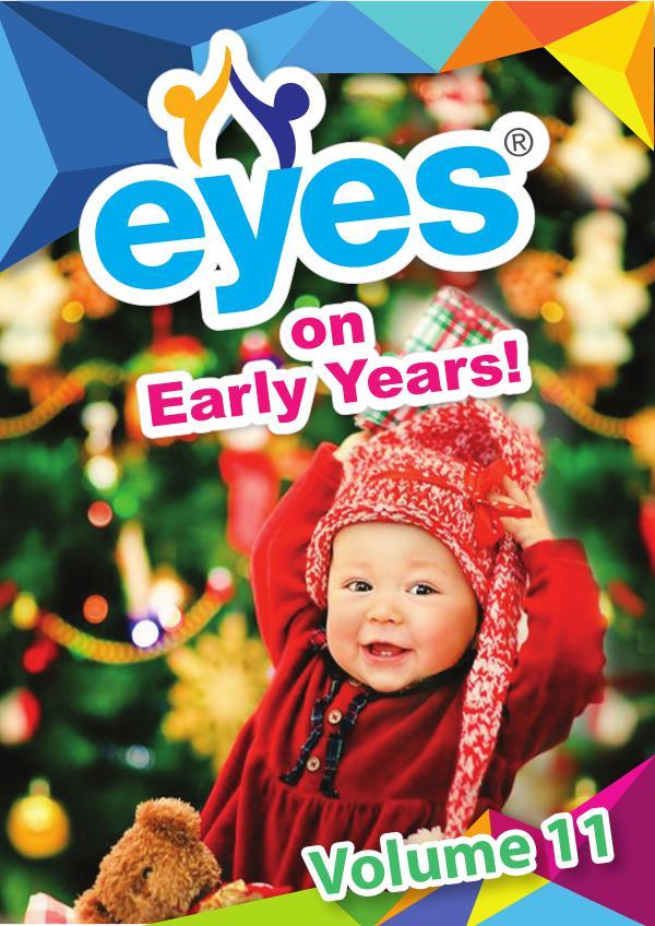 Eyes on Early Years Volume 11