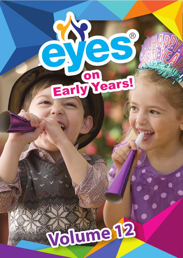 Eyes on Early Years Volume 12