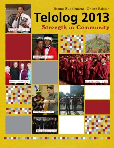 Telolog 2013 St. Benedict's Prep Yearbook July 2013