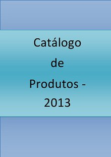 Catálogo Produtos para Mota