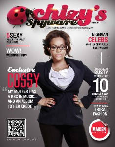 Chizy's Spyware Magazine ISSUE 01