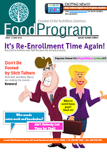 Food Program Sponsor