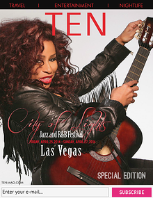 TEN Magazine 22nd Annual Las Vegas City of Lights Jazz and R&B