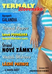 Thermály Slovensko July 2013