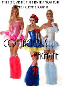 Contagious Magazine Issue 3 December 2013