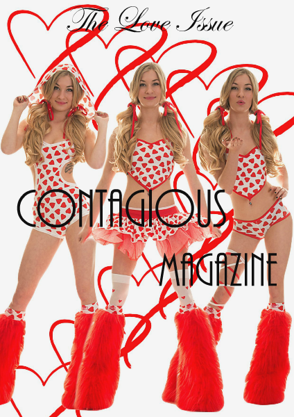 Contagious Magazine Issue 4 - The Love Issue