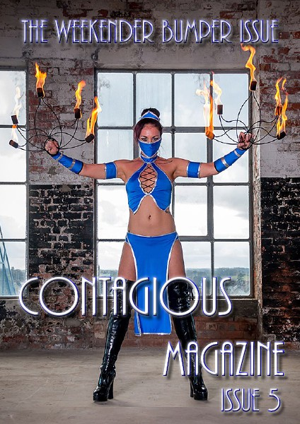 Contagious Magazine Issue 5 - The Weekender Bumper Issue