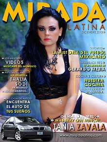 Mirada Latina Magazine