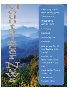 Mountaineer News Volume 1 Edition 1
