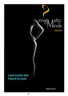 Enigmatic Minds Magazine