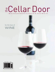 Issue 01. For The Love Of Wine.