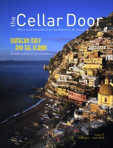 The Cellar Door Issue 11. Southern Italy and The Islands.