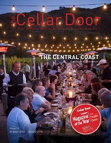 The Cellar Door Issue 13. The Central Coast. California Dreamin'