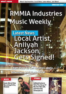 RMMIA Industries Music Weekly