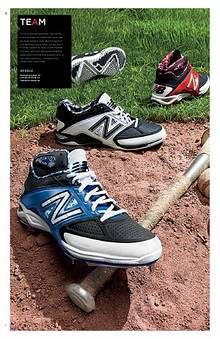 New Balance Q4 Catalog Volume 1