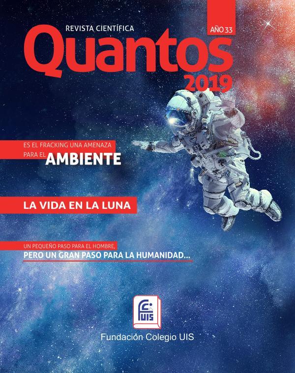 Revista Científica Quantos 2019