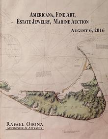 Rafael Osona's Annual Auction 2016