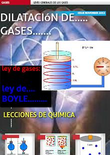 DILATACIÓN DE GASE