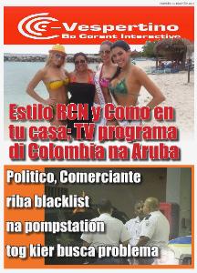 Edicion 15 di Augustus 2013