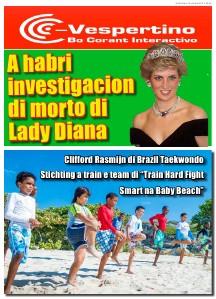 Edicion 19 di Augustus 2013
