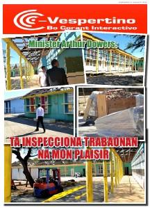 E-Vespertino Edicion 21 di Augustus 2013