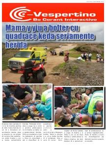 Edicion 2 di September 2013