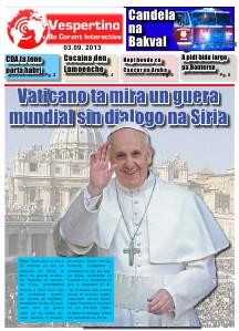Edicion 3 di September 2013