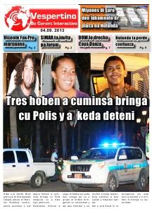 Edicion 4 di September 2013