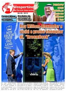 Edicion 6 di September 2013