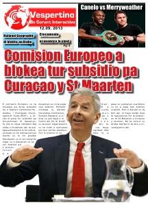 Edicion 12 di September 2013