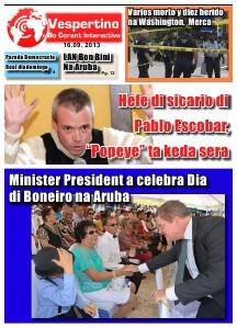 Edicion 16 di September 2013
